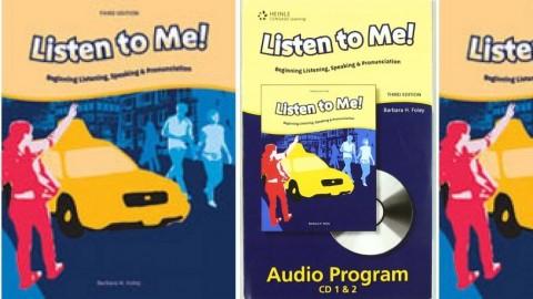 Listen to Me! Third Edition