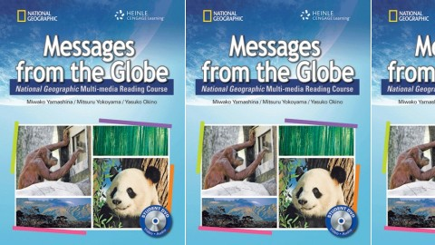 Messages from the Globe -National Geographic Multi-media Reading Course