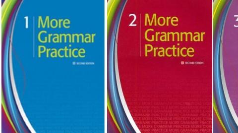 More Grammar Practice Second Edition