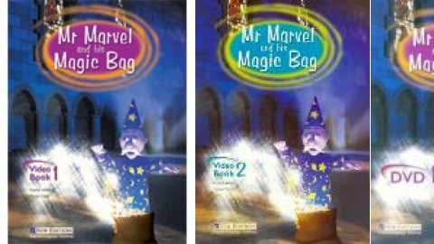 Mr Marvel and His Magic Bag