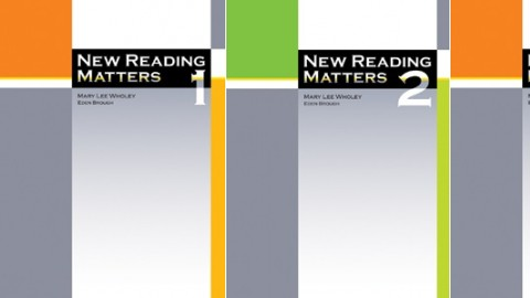 New Reading Matters