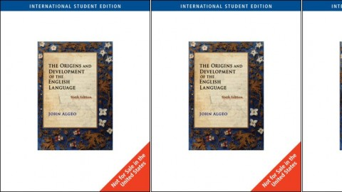 The Origins and Development of the English Language Sixth Edition