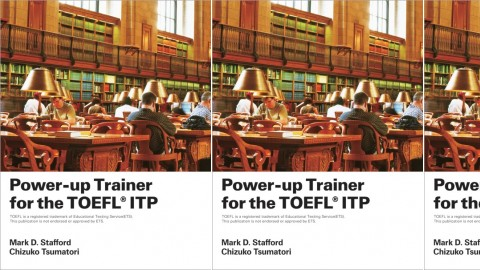 Power-up Trainer for the TOEFL? ITP
