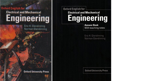 Oxford English for Electrical and Mechanical Engineering