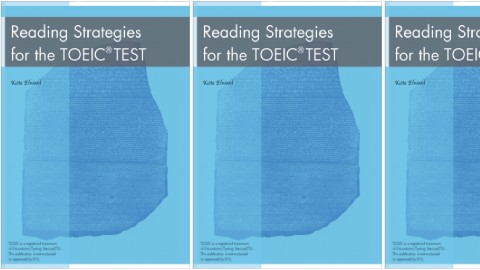 Reading Strategies for the TOEIC&reg Test