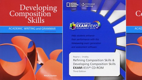 Developing Composition Skills - Academic Writing and Grammar 3 Edition