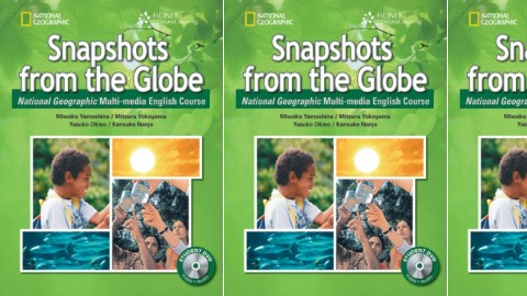 Snapshots from the Globe - National Geographic Multi-media English Course