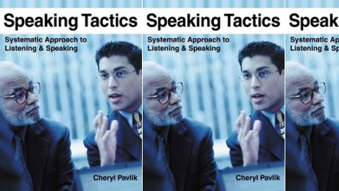 Speaking Tactics - Listening & Speaking for Beginning Students