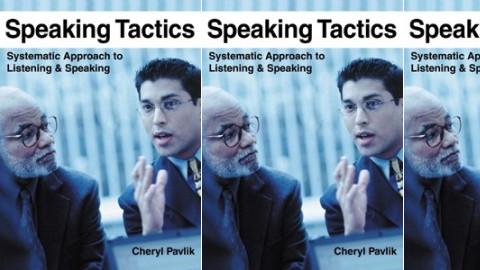 Speaking Tactics - Listening & Speaking for Beginning Students