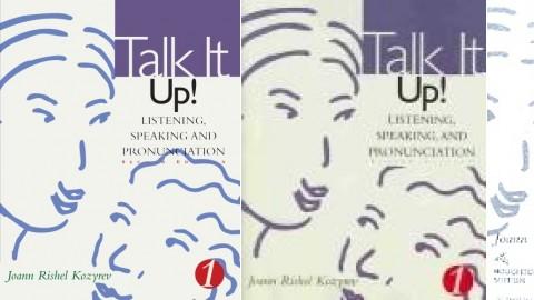 Talk It Up! 2/e