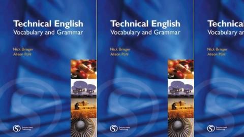 Technical English: Vocabulary and Grammar
