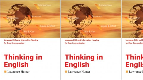 Thinking in English  - Language Skills and Information Mapping for Clear Communication