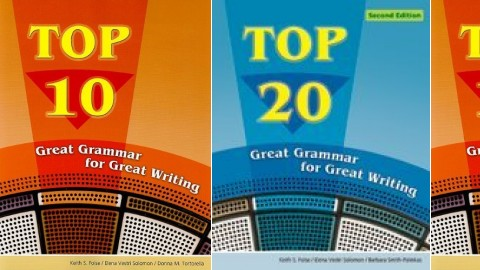 Top 10 / 20: Great Grammar for Great Writing