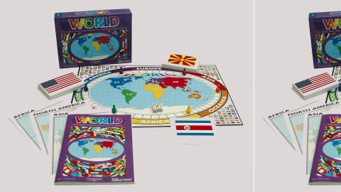World: A Global Education Game