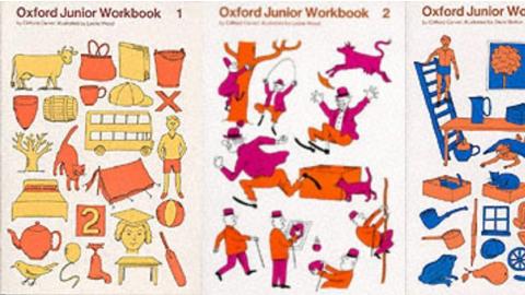 Oxford Junior Workbook