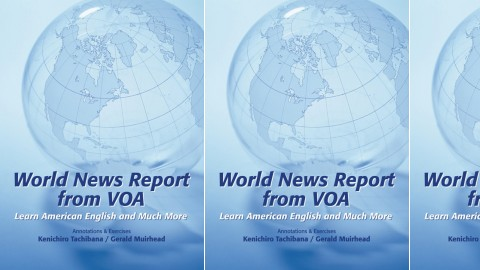 World News Report from VOA - Learn American English and Much More