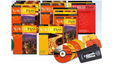 World Pass- Expanding English Fluency