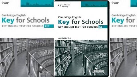 Practice Tests for Cambridge KET for Schools