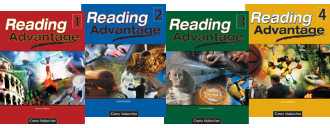 Reading Advantage, Second Edition