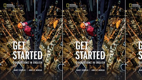 Get Started - Foundations in English