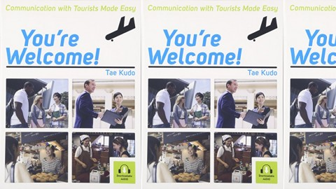 You're Welcome! - Communication with Tourists Made Easy