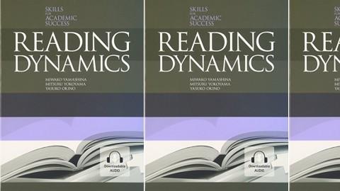 Reading Dynamics: Skills for Academic Success