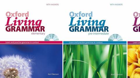 Oxford Living Grammar