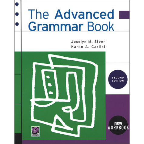 The Advanced Grammar Book   - Second Edition