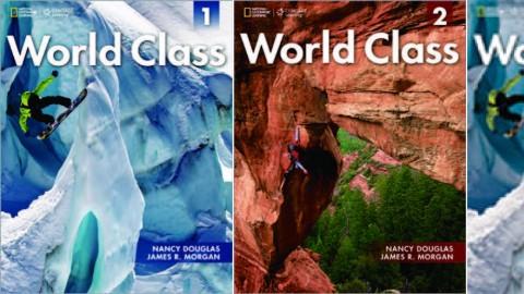 World Class  - Expanding English Fluency