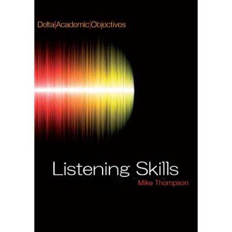 DELTA Academic Objective: Listening Skills