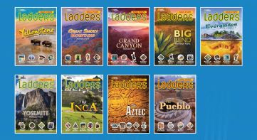 National Geographic Ladders - Social Studies  - Grade 3 - 5
