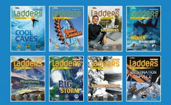 National Geographic Ladders - Science  - Grade 3 - 5