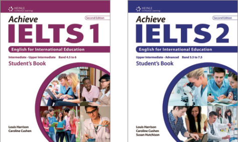 Achieve IELTS  - English for International Education, 2nd Edition