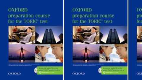 Oxford preparation course for the TOEIC_ test : New Edition