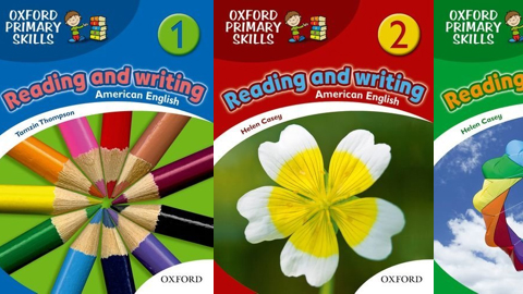 Oxford Primary Skills : American English