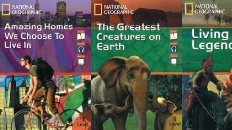 Footprint Reading Library - 厳選された3話を1冊に収録、DVD付のコンビネーションリーダーズ