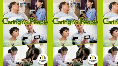 Caring for People - 医療分野で働くためのコミュニケーションコース