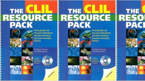 The CLIL Resource Pack  - Photocopiable