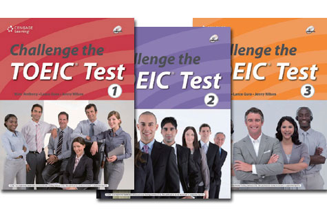 Challenge the  TOEIC? Test