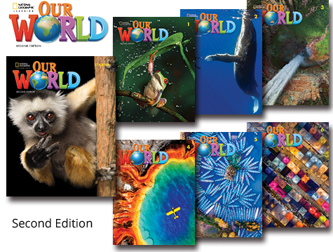 Our World (American English): 2nd Edition