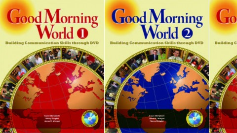 Good Morning World - Building Communication Skills through DVD