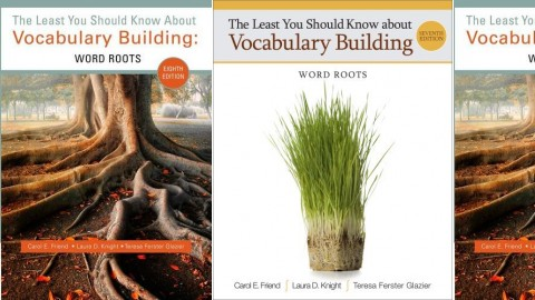 Least You Should Know About Vocabulary