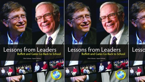Lessons from Leaders: Buffett and Gates Go Back to School