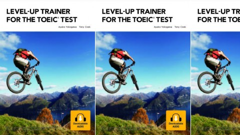 Level-up Trainer for the TOEIC? Test
