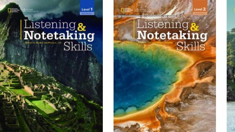 Listening and Notetaking Series (4th Edition)