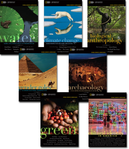 National Geographic Learning Reader Series