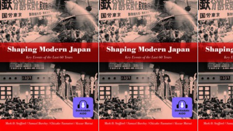Shaping Modern Japan: Key Events of the Last 60 Years