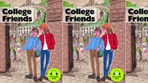 College Friends  - 『ブレントン青春白書』―学園ドラマで学ぶ総合英語