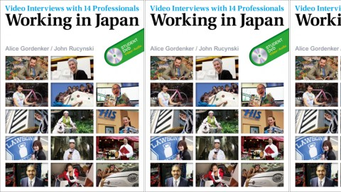 Working in Japan  - Video Interviews with 14 Professionals