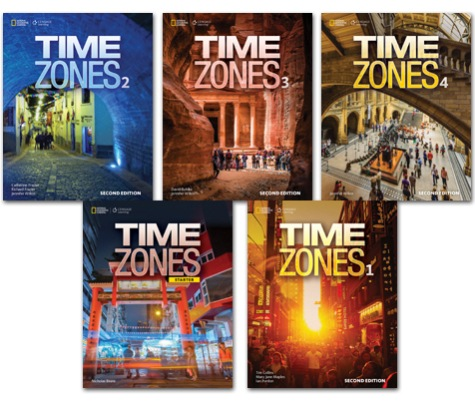 Time Zones: 2nd Edition